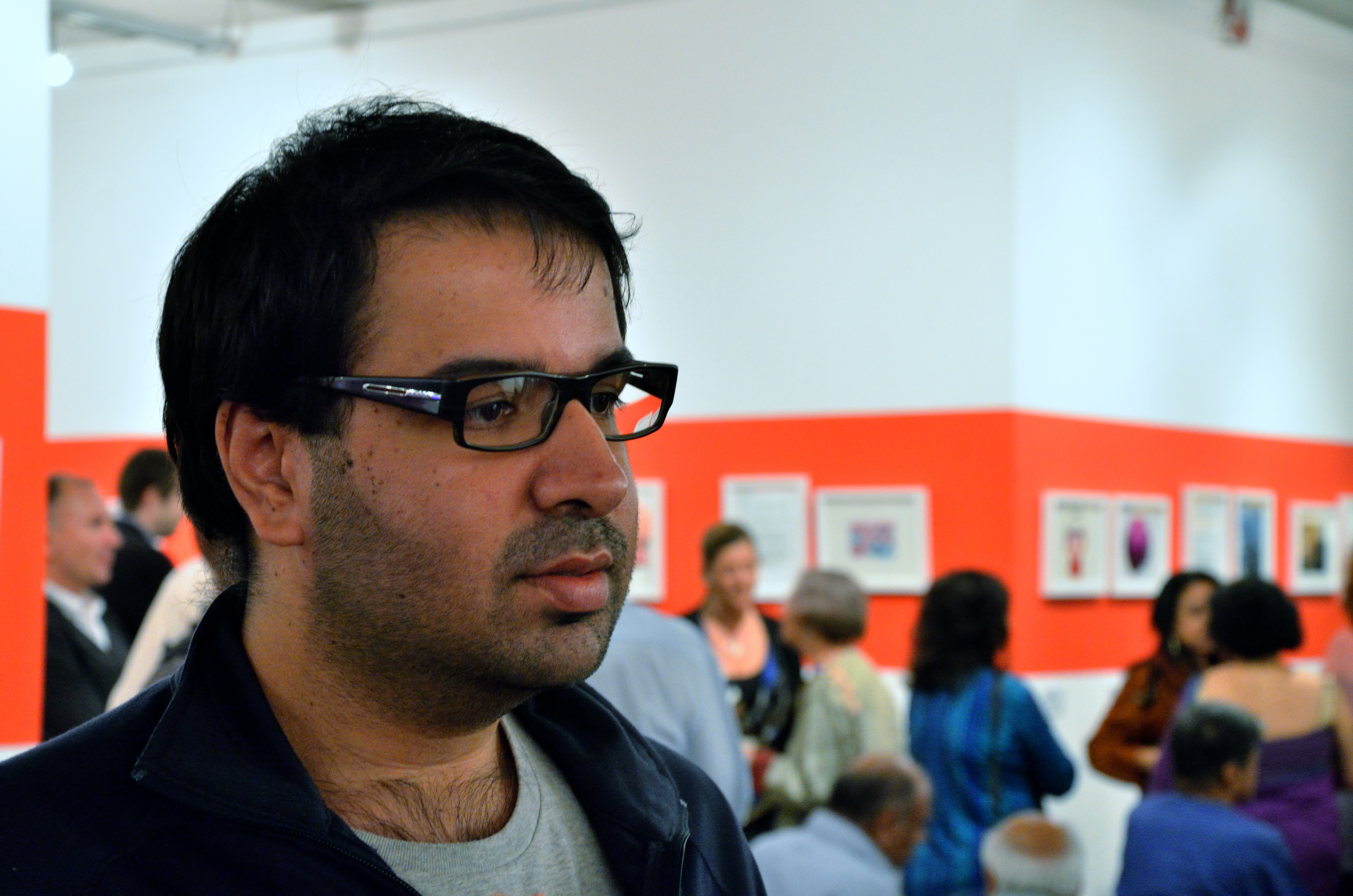 Ishan Khosla—Indian designer, design teacher and advocate for for protecting India's rich design traditions